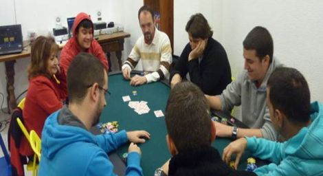 Escuela de poker en madrid